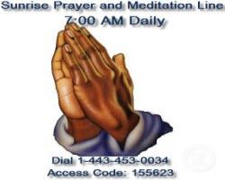 Prayer Line 250x200